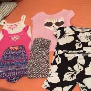 7 piece lot play clothes